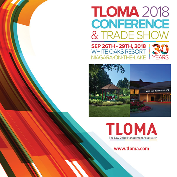 TLOMA 2018 Conference Poster