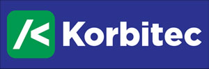 Korbitec-Logo-on-Blue-Pantone