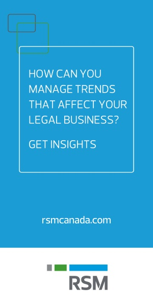 Red Carpet - RSM Canada - Governance and Risk Management: Law Firm Operations in Changing Times - May 5, 2020 HalfPage