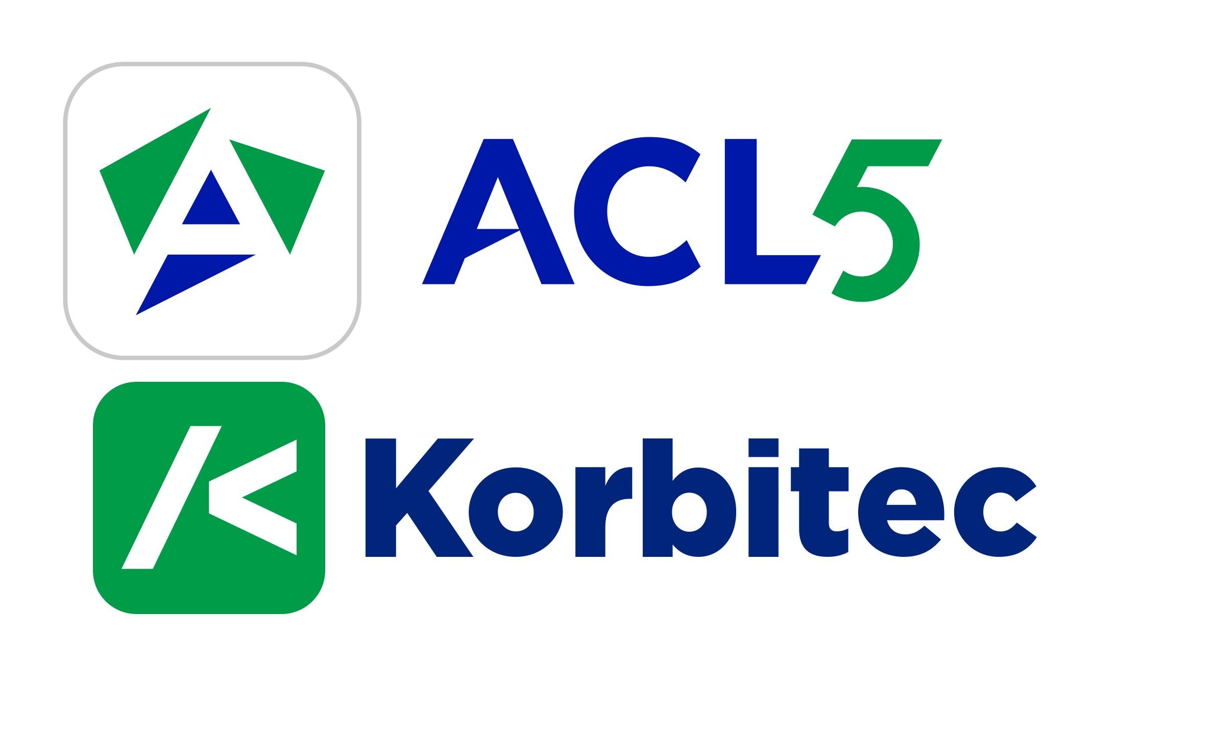 Korbited/ACL Logo