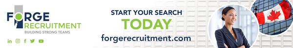Forge Recruitment Inc. Logo