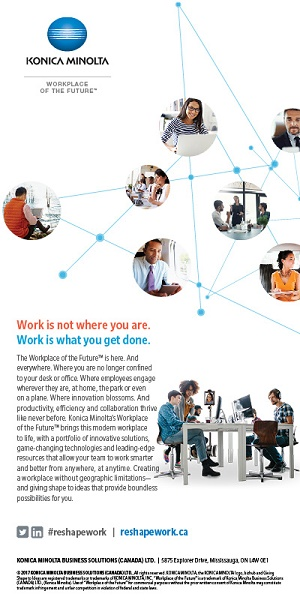 Konica Minolta Business Solutions (Canada) Inc HalfPage
