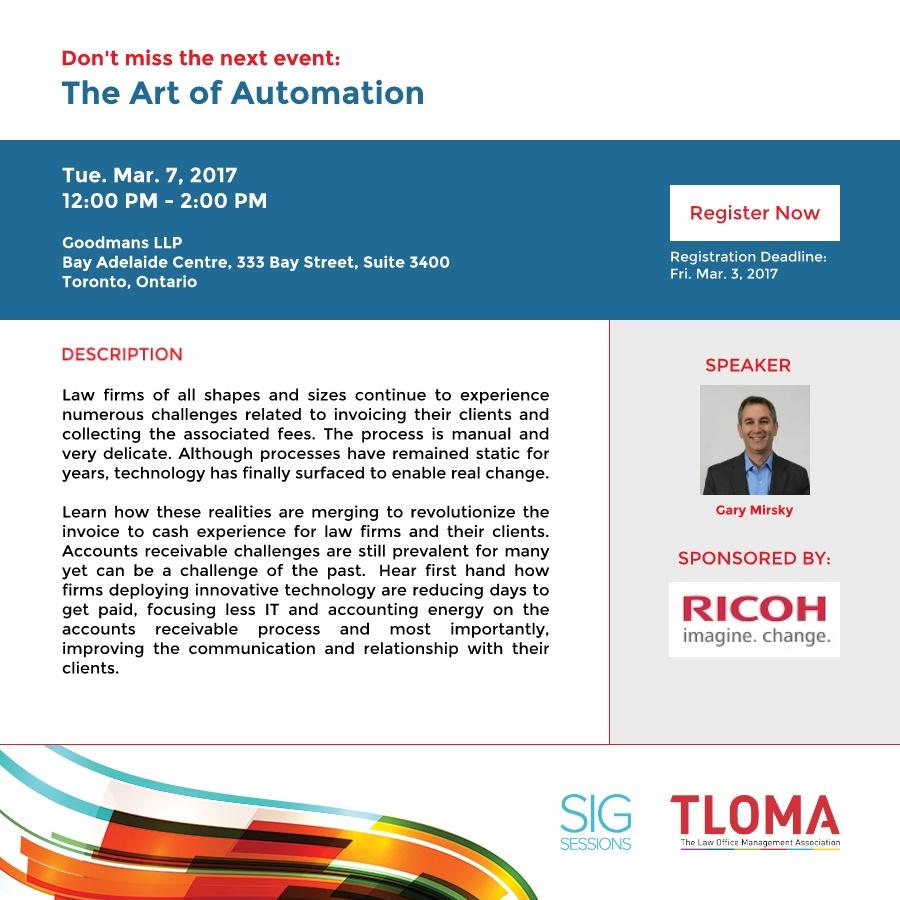 TLOMA - Thumbnail Ad for Ricoh Canada Inc.
