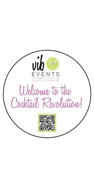 Networking Cocktail Event - February Blahs - VIB Events HalfPage