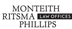 MONTEITH RITSMA PHILLIPS PROFESSIONAL CORPORATION - greyscale